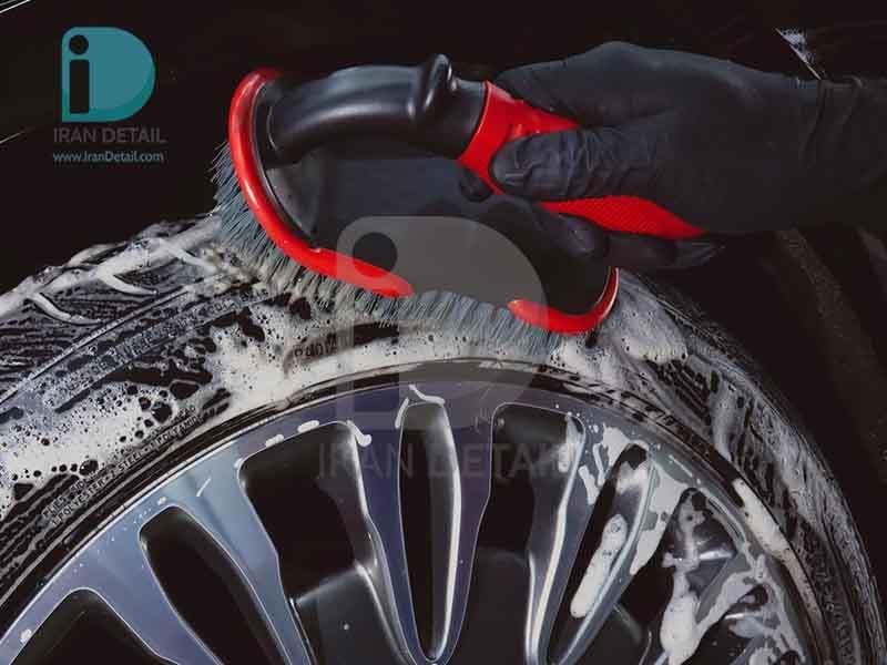 برس موکت و لاستیک خودرو مکس شاین MaxShine Tire & Carpet Brush 7011014