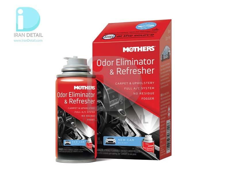 بمب تهويه نیو کار مادرز 6811 Mothers Odor Eliminator & Refresher—New Car