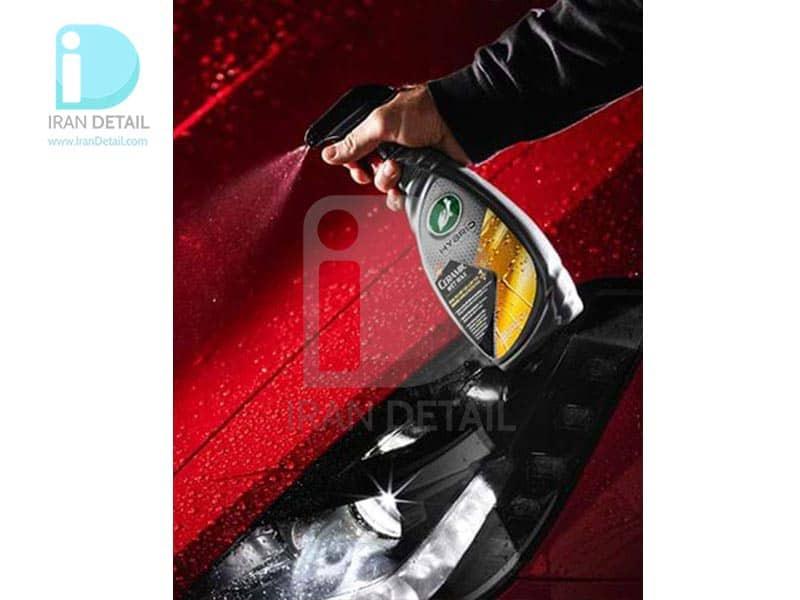 اسپری سرامیک و واکس هایبرید ترتل واکس مدلTurtle Wax Hybrid Solutions Ceramic Wet Wax