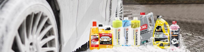 انواع شامپو استاندارد شستشو ماشین