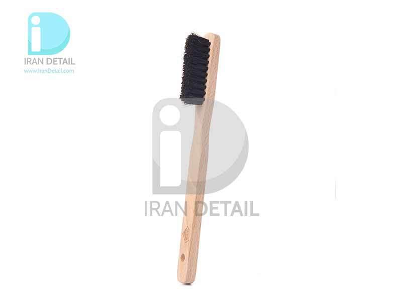 برس دیتیلینگ چوبی کوچک اس جی سی بی SGCB Wood Brush Small SGGD019