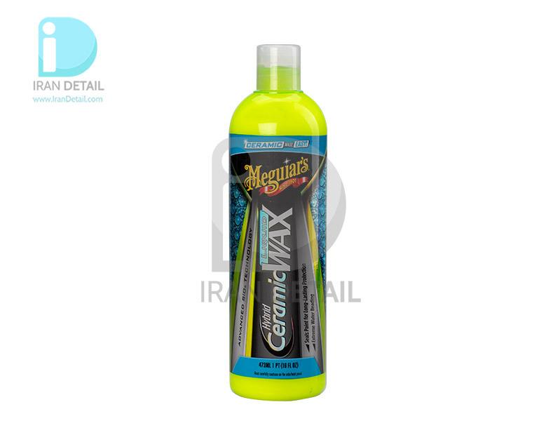 مایع سرامیک واکس هیبرید مگوایرز مدل Meguiars Hybrid Ceramic Wax Liquid G200416