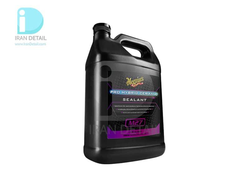مایع سرامیک حرفه ای هیبرید 4 لیتری مگوایرز مدل Meguiars Pro Hybrid Ceramic Sealant M2701