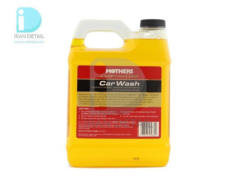 شامپو براق کننده کنسانتره 2 لیتری مادرز Mothers Car Wash 5664