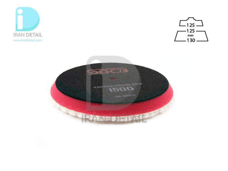 وول پد زبر اس جی سی بی 130 میلی متری SGCB Beta Wool Pad 6inches SGGA016