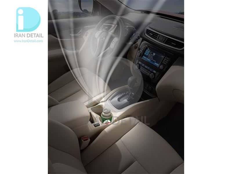 بمب تهویه با رایحه کینتیک خودرو نو ترتل واکس مدل Turtle Wax Power Out! Odor-X Kinetic New Car Scent