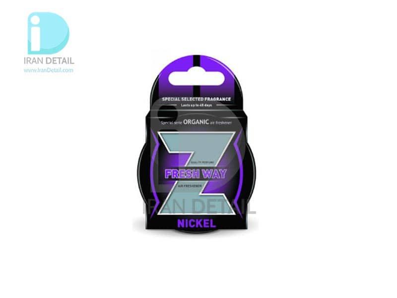 خوشبوکننده کنسروی فرش وی مدل Z NICKEL