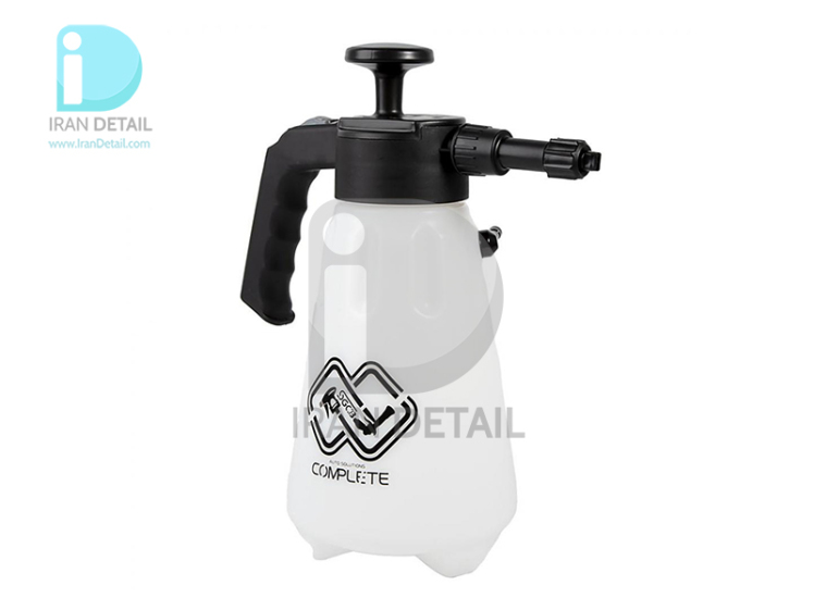 فوم پاش دستی حرفه ای با قابلیت تزریق باد اس جی سی بی مدل SGCB Car Wash Pump Foaming Sprayer 2 litre sggd286