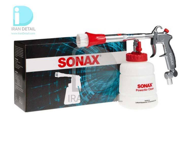 ابزار صفرشویی پاور ایر سوناکس SONAX Power Air Gun