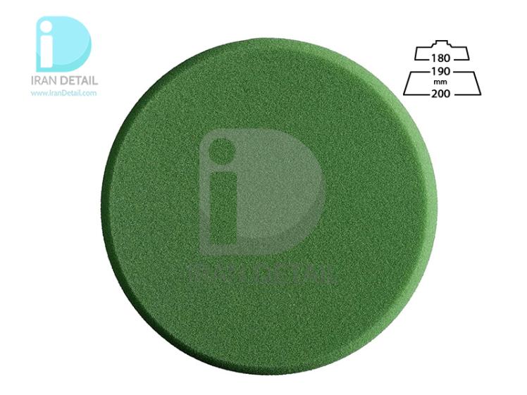 اسفنج پولیش متوسط سبز 200 میلی متری سوناکس SONAX Polishing Sponge Green 200 Medium