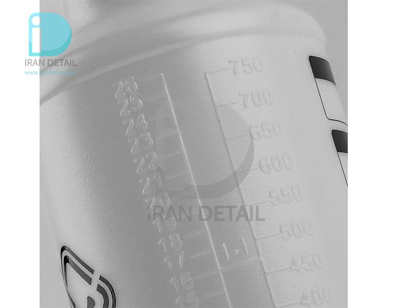 ظرف اسپری پاشش مایعات اس جی سی بی مدل SGCB Chemical Resistant Black Sprayer with Bottle SGGD015