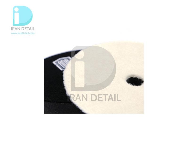 وول پد مو کوتاه آنتی هولوگرام 125 میلی متری سورین بو مدل SURAINBOW Finish Wool Pad 5 inches t607b