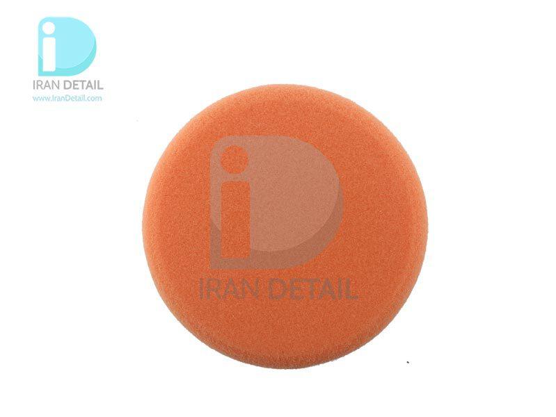 پد زبر روتاری نارنجی به همراه صفحه پليت ام ايكس اس 150 ميلی متری MXS Applicator Coarse Pad Orange