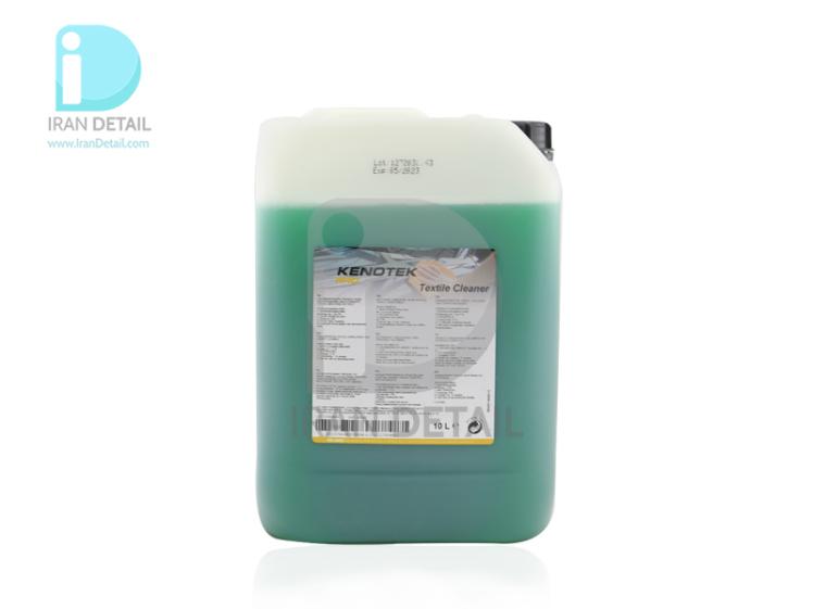 داخل شوی 10 لیتری کنوتک Kenotek Textile Cleaner