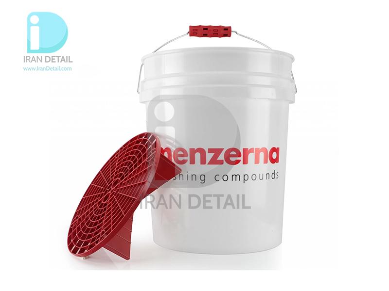 سطل شستشو خودرو منزرنا مدل Menzerna Bucket Wash