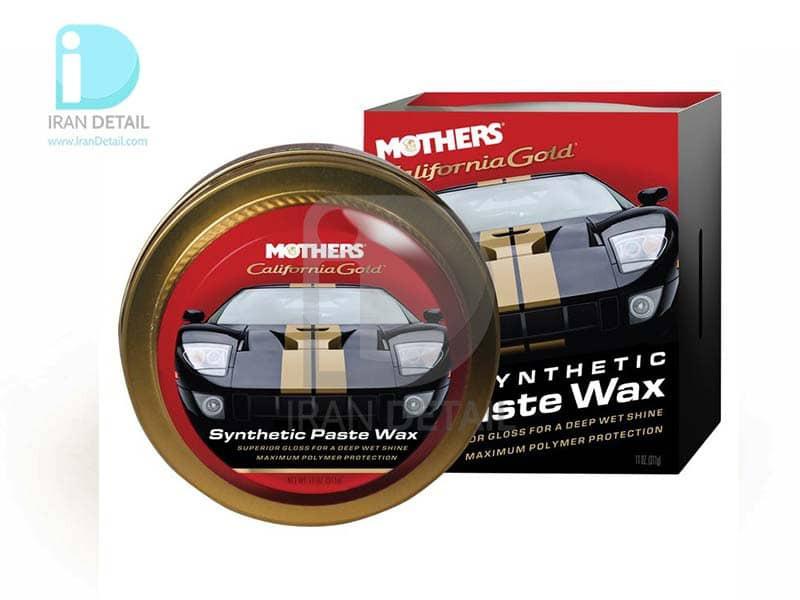 واکس خمیری سینتتیک مادرز Mothers Synthetic Paste Wax 5511