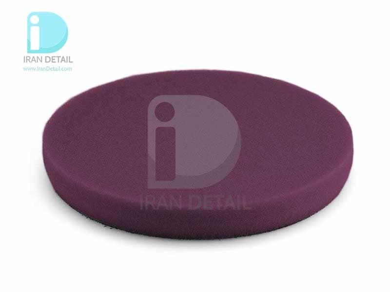 پد پولیش زبر بنفش سایز 200میلی متری فلکس Flex Polishing Sponge Violet Hard Foam 200mm