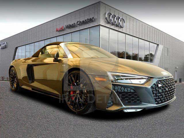 تیونینگ آئودی آر 8 Audi R8