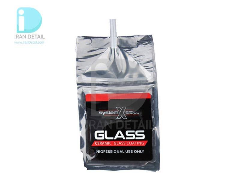 سرامیک شیشه سیستم ایکس مدل System X Glass Coating