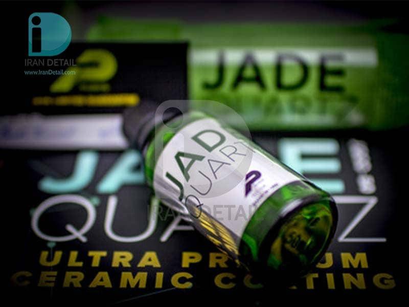 سرامیک بدنه خودرو جید کوارتز پوریس مدل Puris Jade Quartz 9H