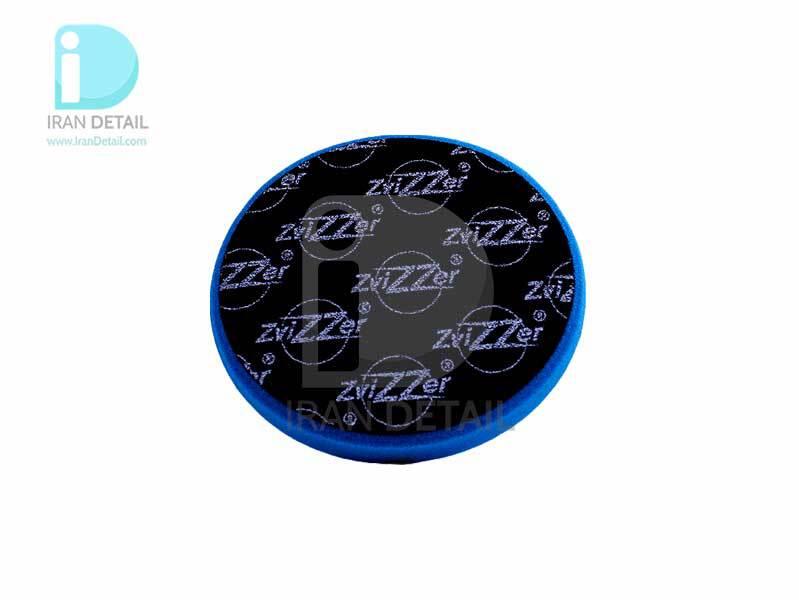پد پولیش خیلی زبر روتاری آبی زیزر 140 ميلی متری مدل Zvizzer Rotary Coarse Pad Blue ST00015020PC