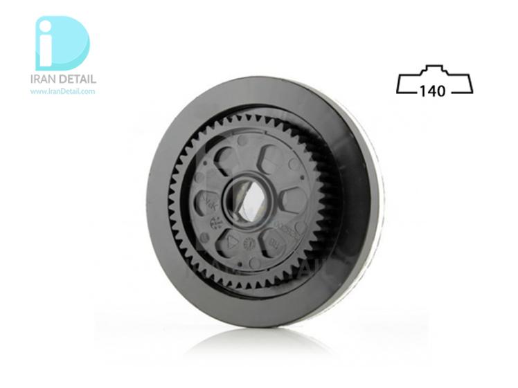 صفحه پلیت 140 میلی متری فلکس مناسب دستگاه مدل Flex Velcro Backing Pad MD140 XC 3401 VRG