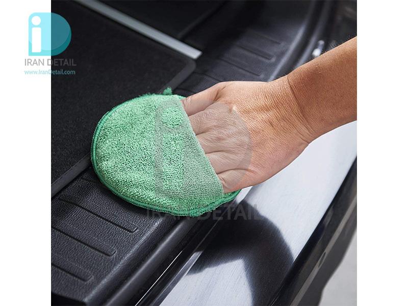 پد تمیزکننده قطعات پلاستیکی خودرو سوناکس SONAX Carr Pad For Plastic