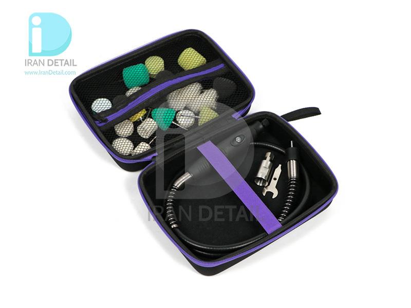 کیت کامل پولیش مینیاتوری اس آر بی مدل SRB Details Polishing Tool Kit T01