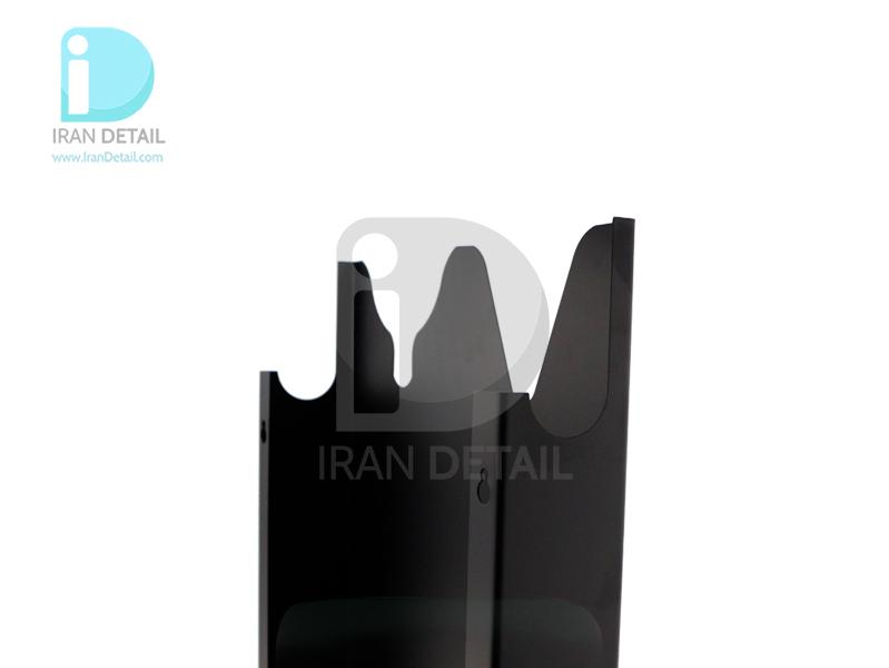 هولدر دوتایی دستگاه پولیش مدل IRANDETAIL مشکی