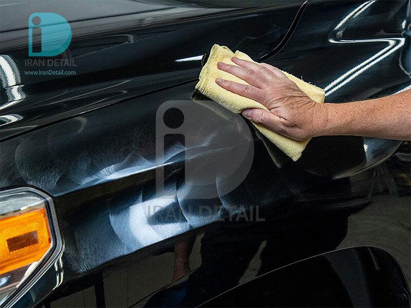 واکس مخصوص خودرو رنگ مشکی و تیره مگوایرز مدل Meguiars Black Wax Cream G6207