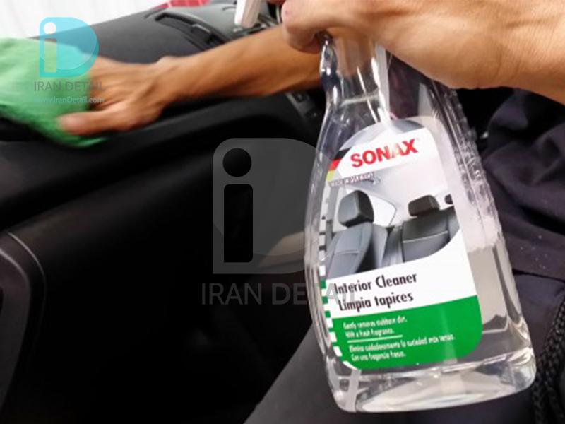 تمیزکننده داخل خودرو سوناکس مدل SONAX Interior Cleaner--