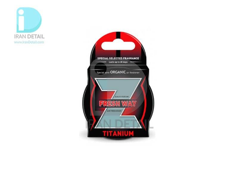 خوشبوکننده کنسروی فرش وی مدل Z TITANIUM