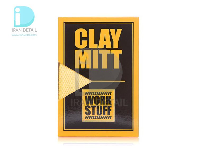 دستكش خمير كلی ورك استاف مدل Work Stuff Clay Mitt