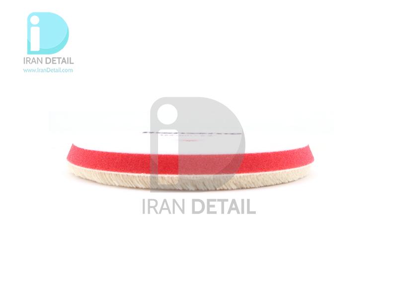 وول پد اوربیتال سایز 150 میلی متری منزرنا مدل Menzerna Premium Orbital Wool Pad 150 mm