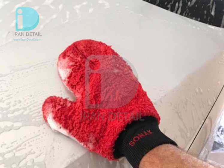 دستکش شستشو مایکروفایبر سوناکس SONAX Microfiber Wash Glove