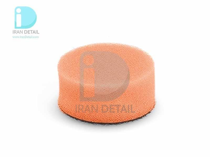 پد پولیش متوسط نارنجی سایز 40 میلی متری فلکس 2تایی Flex Polishing Sponge Orange Medium-Hard Foam 40mm