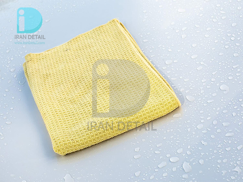 حوله خشک کن مایکروفایبر مگنت مگوایرز مدل Meguiars Microfiber Water Magnet Drying Towel X2000EU