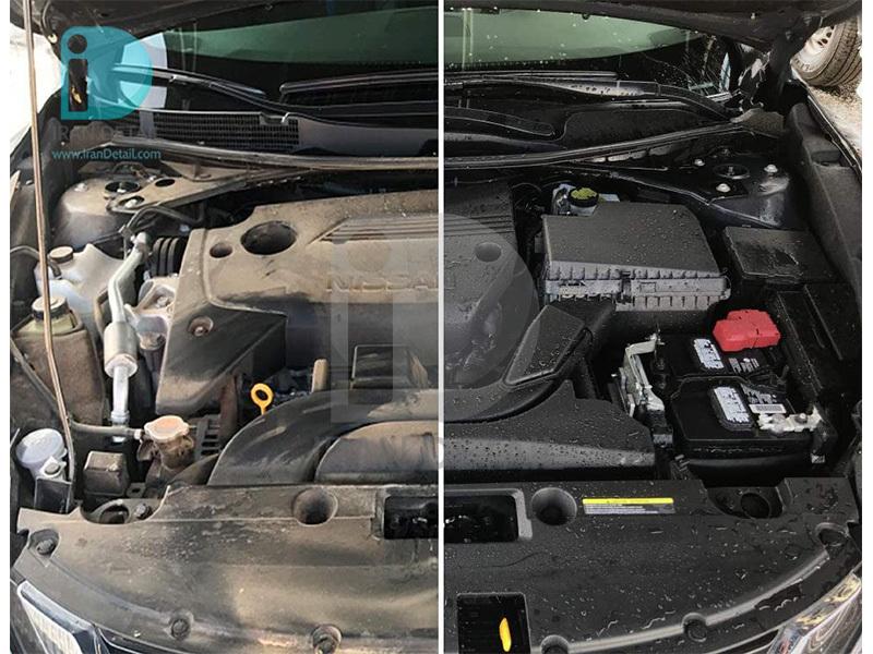 موتور شوی سرد سوناکس مدل SONAX Engine Cold Cleaner