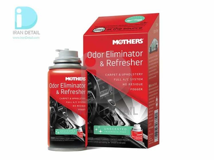 بمب تهويه بدون بو مادرز 6810 Mothers Odor Eliminator & Refresher—Unscenten