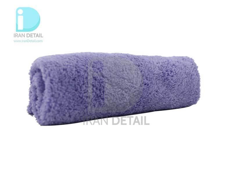 حوله مایکروفایبر 3634 بنفش Microfiber Towel Purple