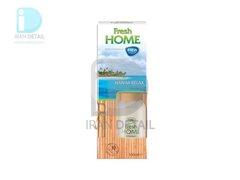 خوشبوکننده خانگی بامبو فرش وی مدل Fresh Way HAWAII RELAX