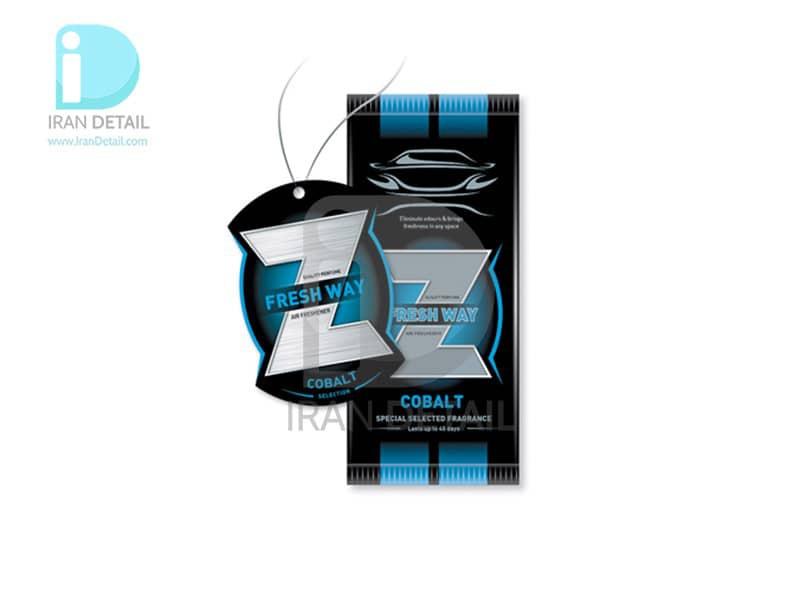 خوشبوکننده کارتی فرش وی مدل COBALT Z