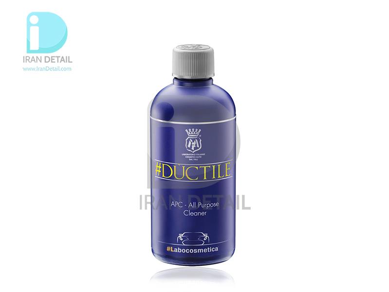 تمیزکننده چندمنظوره کنستانتره 500 میلی لیتری لبوکاسمتیکا مفرا مدل Labocosmetica #DUCTILE 500ml APC - All Purpose Cleaner
