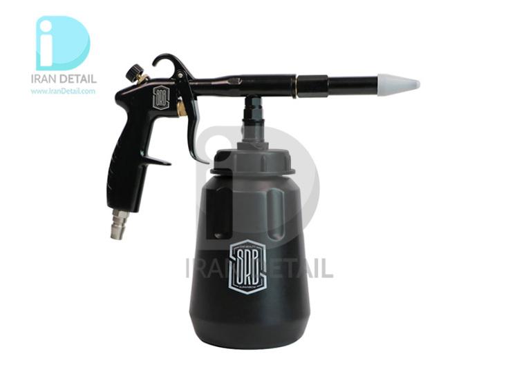 تورنادوگان مخصوص صفرشویی موتور و رینگ اس آر بی مدل SRB Sharp Nozzle Spray Gun T118