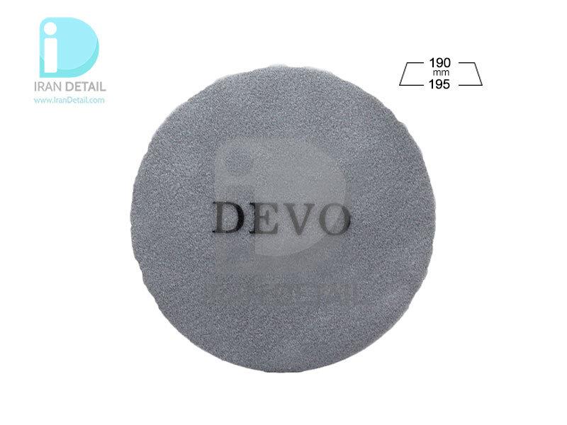 پد پولیش نرم روتاری برجسته دوو مدل Devo Finishing Sponge Pad LK-MF