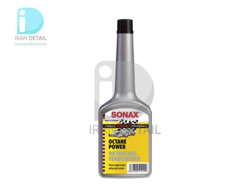 مکمل بنزین خودرو اکتان پاور سوناکس Sonax Octane Power