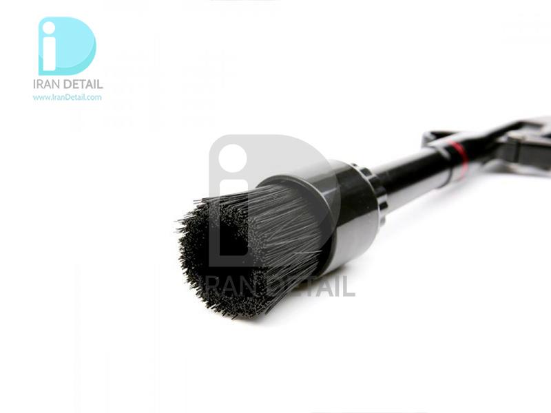 تفنگ باد با سری تورنادوگانی فرچه دار مخصوص غبار زدایی و خشک کردن خودرو اس جی سی بی مدل SGCB Air Dust Gun with Brush SGGC