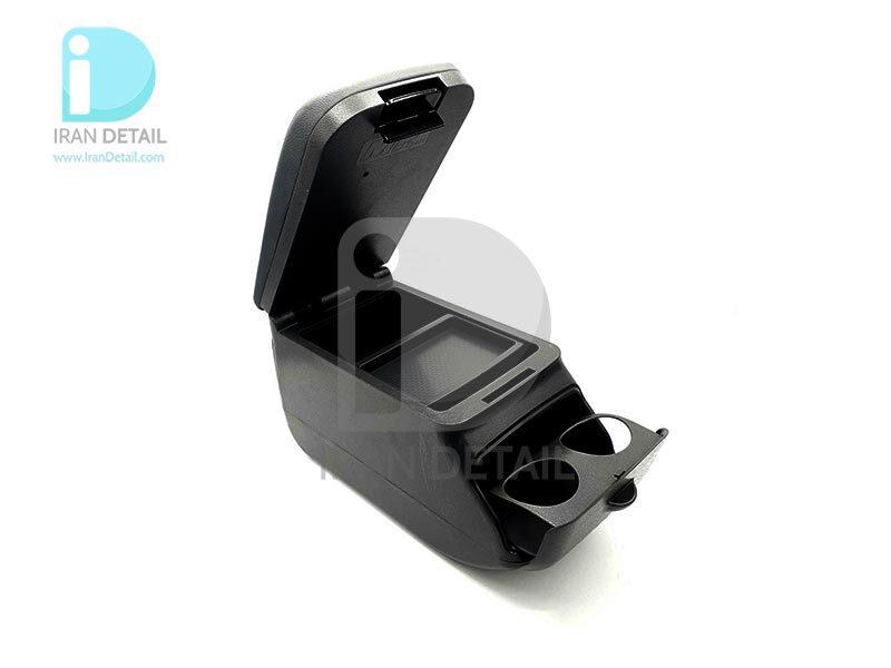 کنسول وسط خودرو ام پی مدل ساده مناسب برای پژو 405، روا و پرشیا