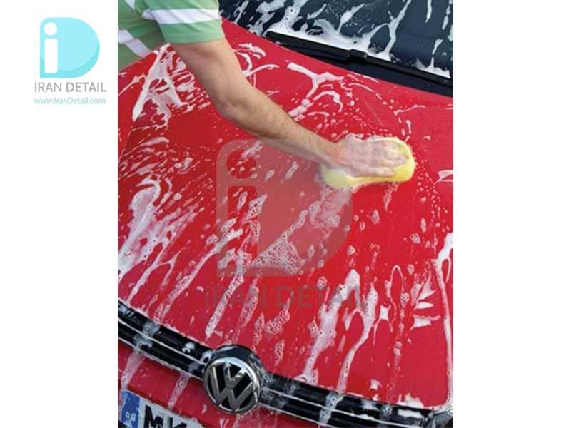 شامپو واکس 1.8 لیتری ترتل واکس مدلTurtle Wax Quick & Easy Zip Wax Car Wash & Wax
