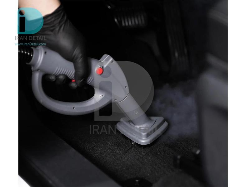 نحوه استفاده از دستگاه بخارشوی حرفه ای اس جی سی بی